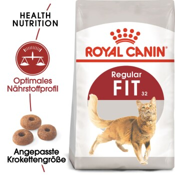 Fit 32 400g + Catnip Maus