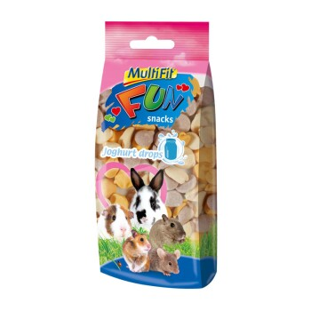 Fun snacks Joghurtdrops 100g