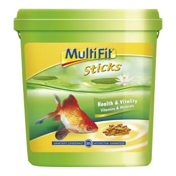 Sticks für Teichfische 5 Liter