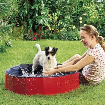 Doggy Pool Mittel: ca. 120x30 cm