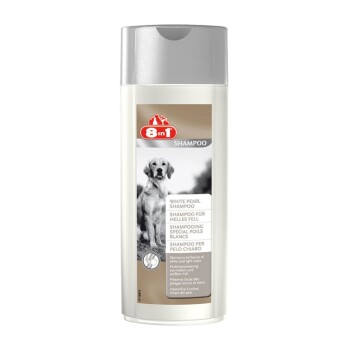 8in1 Shampoo für helles Fell 250 ml