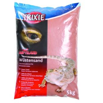 Reptiland Sable de désert pour terrarium rouge 5kg