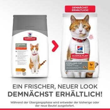 Feline Science Plan Young Adult Sterilised Thunfisch 2x10kg