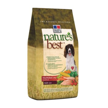 Nature's Best Canine Adult Mini/Medium 2kg