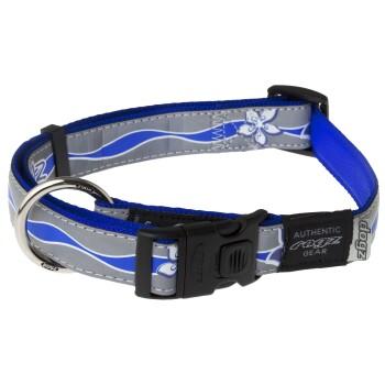 ROGZ Halsband Reflective blau S