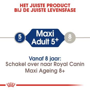 Maxi Adult 5+ 2 x 15kg
