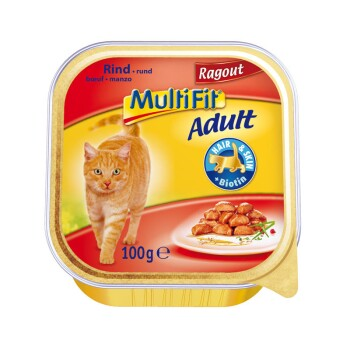 Adult Ragout 16x100 g Pollo