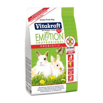 Emotion Professional Prebiotic Zwergkaninchen 2x4kg