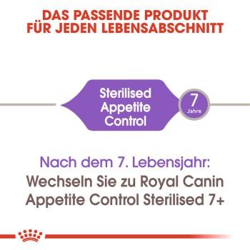 Appetite Control Sterilised 2x10kg