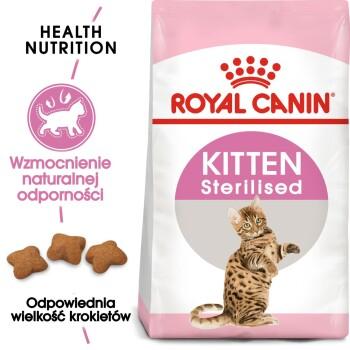 Kitten Sterilised 400 g